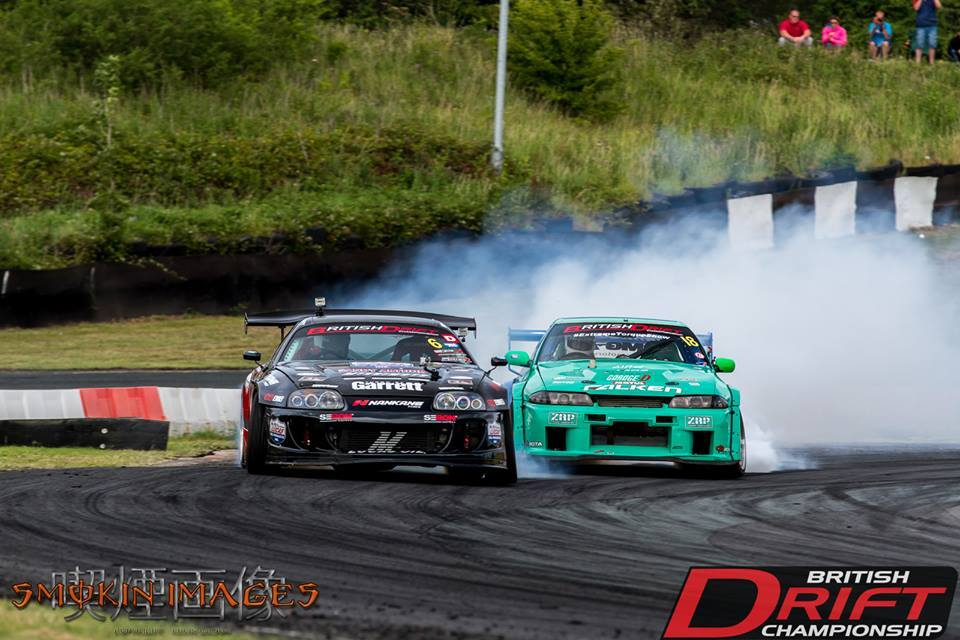 NDC - Changed to Teesside Drift practise day @ Teesside Autodrome
